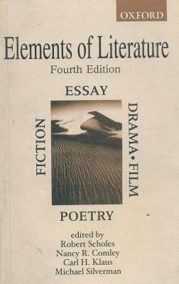 Elements of Literature price comparison at Flipkart, Amazon, Crossword, Uread, Bookadda, Landmark, Homeshop18