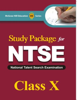 Buy Study Package for NTSE National Talent Search Examination (Class - 10) 1st  Edition: Book