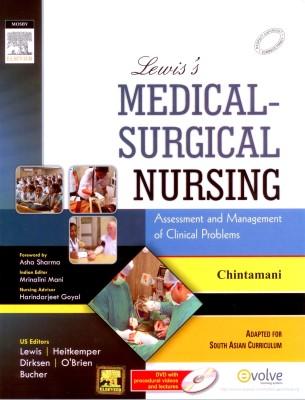 Medical surgical nursing lewis case study answers
