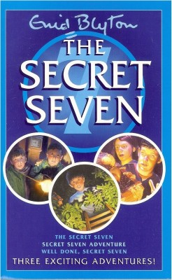 The Secret Seven (3 in 1) price comparison at Flipkart, Amazon, Crossword, Uread, Bookadda, Landmark, Homeshop18