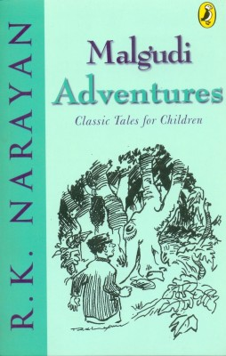 Buy Malgudi Adventures: Classic Tales For Children: Book