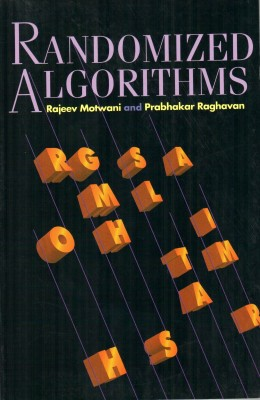 Buy Randomized Algorithms 01 Edition: Book