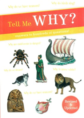 Tell Me Why price comparison at Flipkart, Amazon, Crossword, Uread, Bookadda, Landmark, Homeshop18