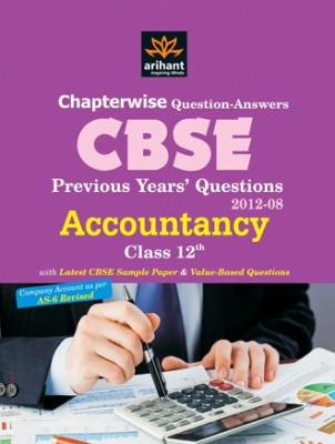 Class 12th Accountancy
