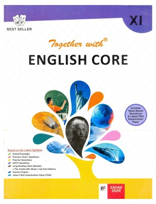 Buy English Core (Class - XI) 18 Edition: Book