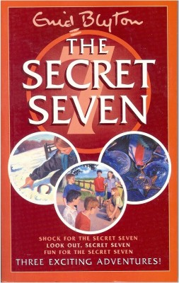 Secret Seven 3 in 1 Part 13-15 price comparison at Flipkart, Amazon, Crossword, Uread, Bookadda, Landmark, Homeshop18