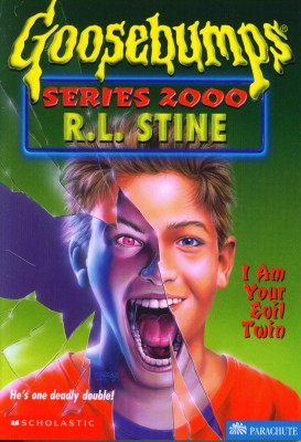 Goosebumps Series 2000: I Am Your Evil Twin (Book 6) price comparison at Flipkart, Amazon, Crossword, Uread, Bookadda, Landmark, Homeshop18