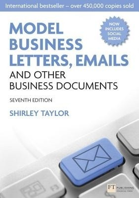 Buy Model Business Letters Emails And Other Business