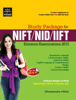Best Books To Crack The Nift Entrance Exam