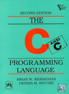 Buy The C Programming Language : Ansi C Version 2 Edition: Book
