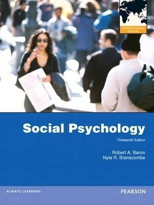 Social Psychology price comparison at Flipkart, Amazon, Crossword, Uread, Bookadda, Landmark, Homeshop18