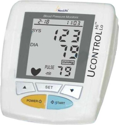 Buy Neclife Upper Arm Bp Monitor: Bp Monitor