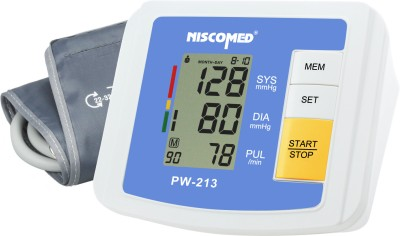 Buy Niscomed PW-213 Bp Monitor: Bp Monitor