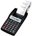 Casio HR-8TM-BK Printing - 12 Digit