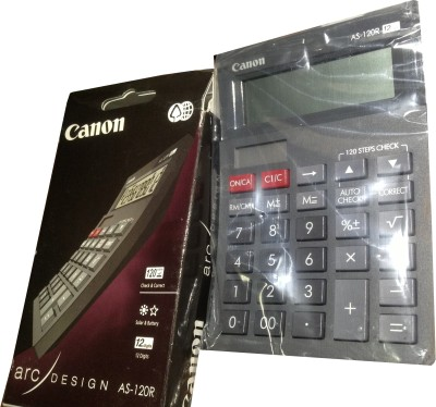 Buy Canon AS 120 R Basic: Calculator