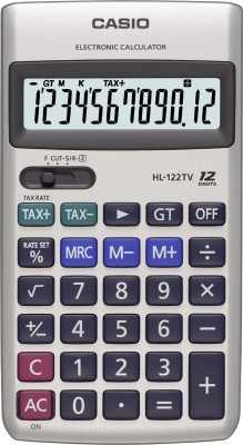 Buy Casio HL-122TV Basic: Calculator