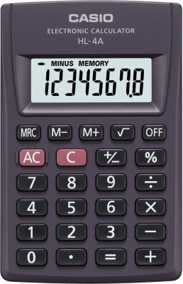 Buy Casio HL-4 A Basic: Calculator