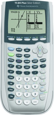 Buy Texas Instruments TI-84 Plus Silver Edition Graphical: Calculator