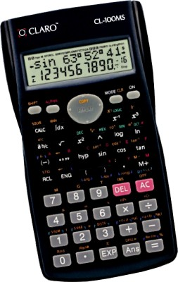 Buy Claro CL - 100MS Scientific: Calculator