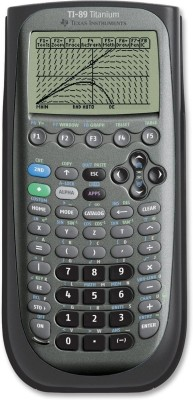 Buy Texas Instruments TI-89 Titanium Graphical: Calculator