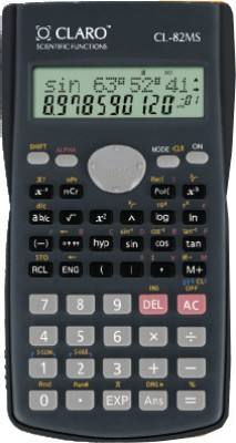 Buy Claro CL - 82MS Scientific: Calculator