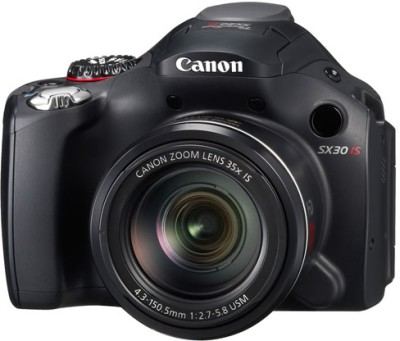 Buy Canon PowerShot SX30 IS Point & Shoot: Camera