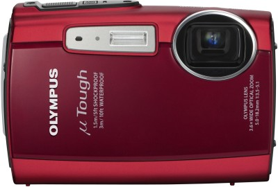 Buy Olympus Tough-3000 Point & Shoot: Camera