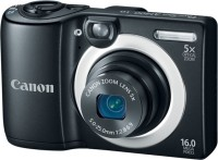 Canon PowerShot A1400 Point & Shoot (Black)