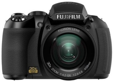 Buy Fujifilm FinePix HS10 Point & Shoot: Camera