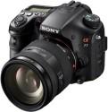 Sony Alpha A77VM SLR - Black, With  18 - 135 Mm Lens