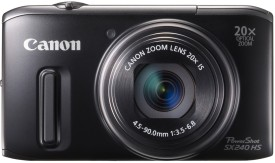 Buy Canon PowerShot SX240 HS Point & Shoot: Camera