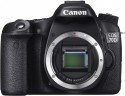 Canon EOS 70D SLR - Black, Body Only