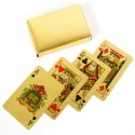 Basement Bazaar Gold Playing Cards - Gold