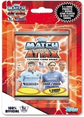 Buy Topps Epl Match Attax 2012-13: Card Game