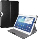 Amzer Flip Cover For Samsung Galaxy Tab 3 10.1 P5220, Samsung Galaxy Tab 3 10.1 P5210 - Black