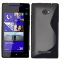 X-Cell Case For HTC Windows Phone 8S - Black