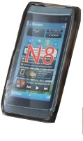 nCase Back Cover PFBC-8523BK for Nokia N8: Cases Covers