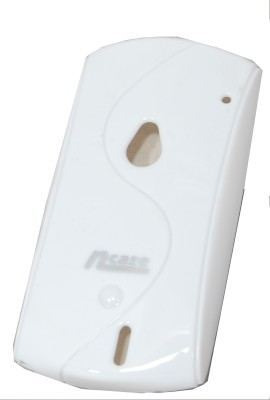 Buy nCase Back Cover PFBC-8515WH for Sony Ericsson Neo (White): Cases Covers