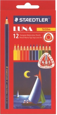 Buy Staedtler Triangular Shaped Color Pencil: Color Pencil