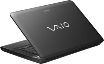 Buy Sony VAIO SVE15111ENB Laptop (2nd Gen PDC/ 2GB/ 320GB/ Win7 HB): Computer