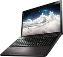 Lenovo Essential G580 (59-355396) Laptop (2nd Gen Ci3/ 2GB/ 500GB/ Win8) - Dark Brown Metal
