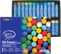 Mungyo Oil Pastel Crayons - Set Of 24, Assorted
