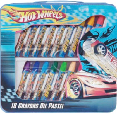 Buy Hot Wheels Crayon: Crayon