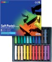 Mungyo General Soft Pastel Crayons - Set Of 24, Assorted