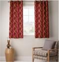 Fabutex Striya Window Curtain - CRNDPZZ4ZEW8C2A4