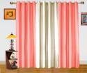 Dekor World Enticing Plain Door Curtain - CRNDQAY6Q7PUVQZJ