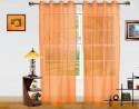 Dekor World Elegant And Exquisite Sheer Door Sheer Curtain - CRNDQAY6ZG2R6HHA