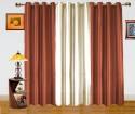 Dekor World Enticing Plain Door Curtain - CRNDQAY6DXMCHGF4