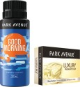 Park Avenue Good Morning Deo Spray with Offer - 150 ml - For Men