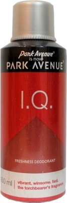 Buy Park Avenue I Q Deo Spray  -  150 ml: Deodorant